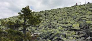 Luzný –  Bavorský les